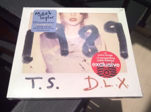 Taylor Swift 1989 Deluxe, USA Edition